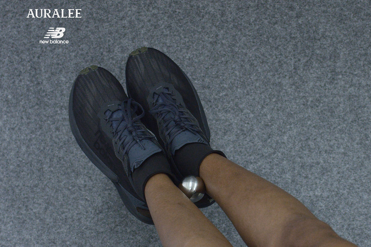New Balance x AURALEE SPEEDRIFT Sneakers