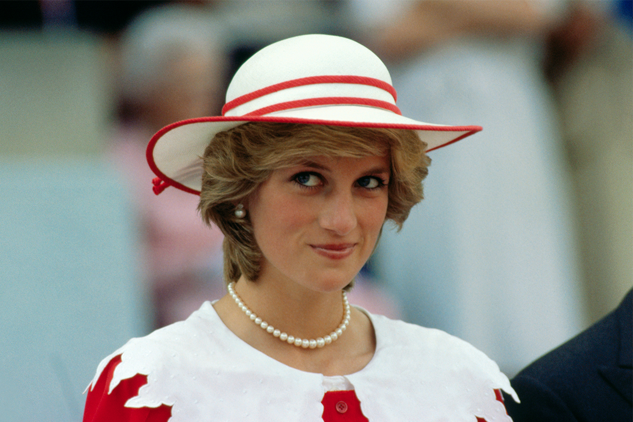 Princess Diana Refused to Wear the Chanel Logo After Her Divorce