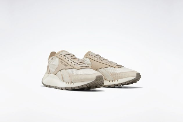 reebok pleasures milk desert color 2020 new sneakers