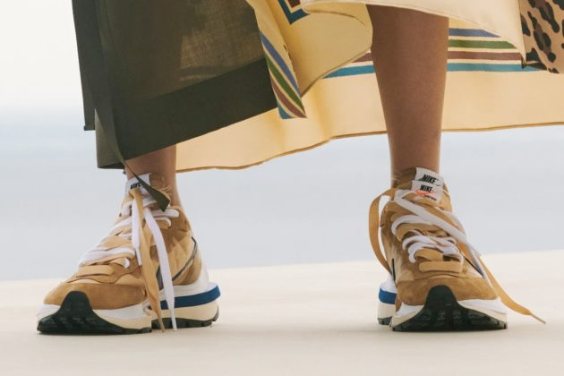 sacai nike vaporwaffle 2021 resort new color