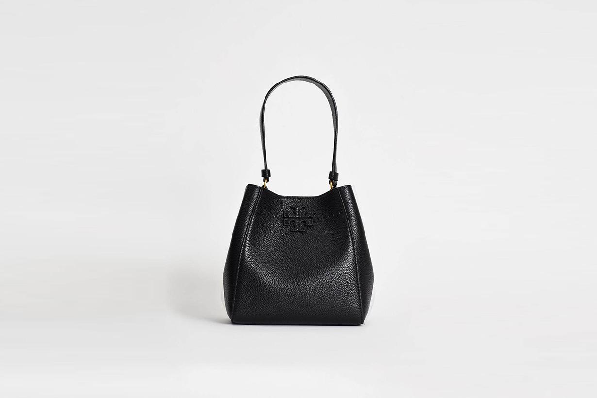 Tory Burch McGraw Small bucket bag 2020