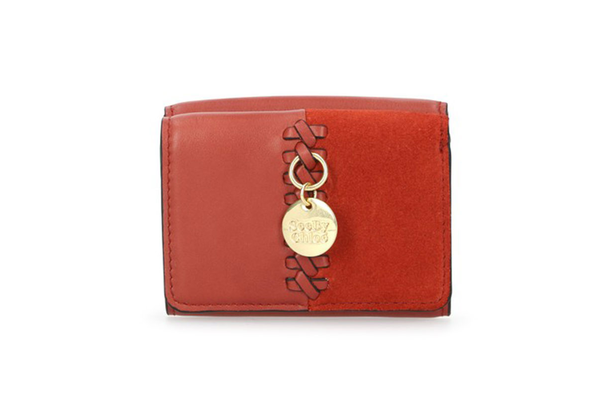 Tilda Mini Trifold wallet