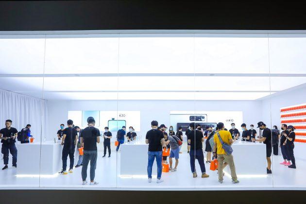 xiaomi transparent tv mi lux television 2020 when how much