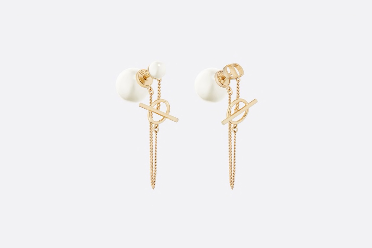 Dior Tribales earrings accessories 2020 fw