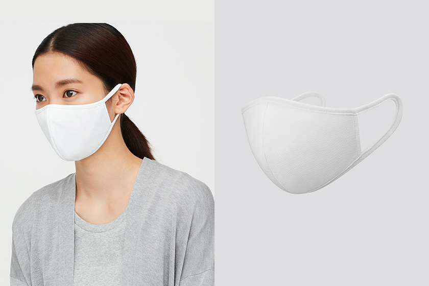 Uniqlo AIRism Mask Taiwan Release Date