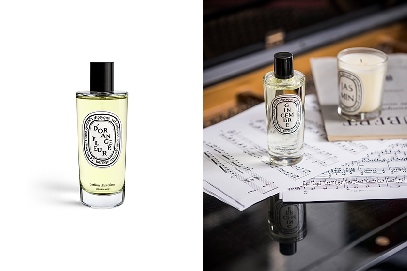 diptyque 7 Home Fragrances
