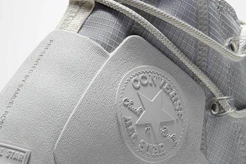 A-COLD-WALL x Converse Chuck Taylor All Star Grey Sneaker