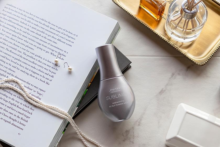 Shiseido SUBLIMIC Hair Care Hair Growth