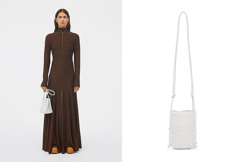 Bottega Veneta The Mini Knot Shoulder Bags