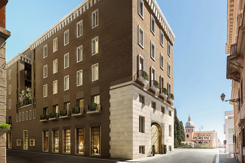 Bvlgari Luxury Hotel in Rome 2022