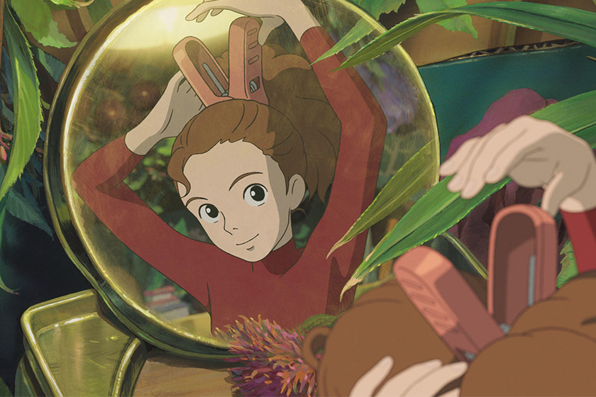 Studio Ghibli 400 Animated Film Wallpaper Free Download