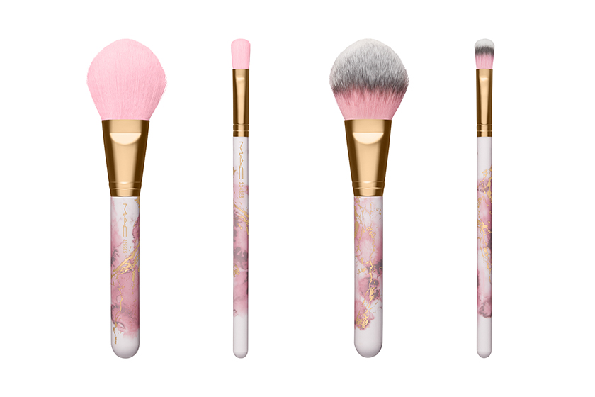 MAC Cosmetics Pink marble Makeup Collection