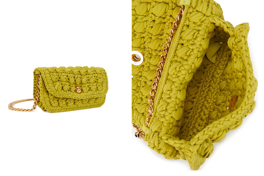 Bottega Veneta Crochet bag 24S
