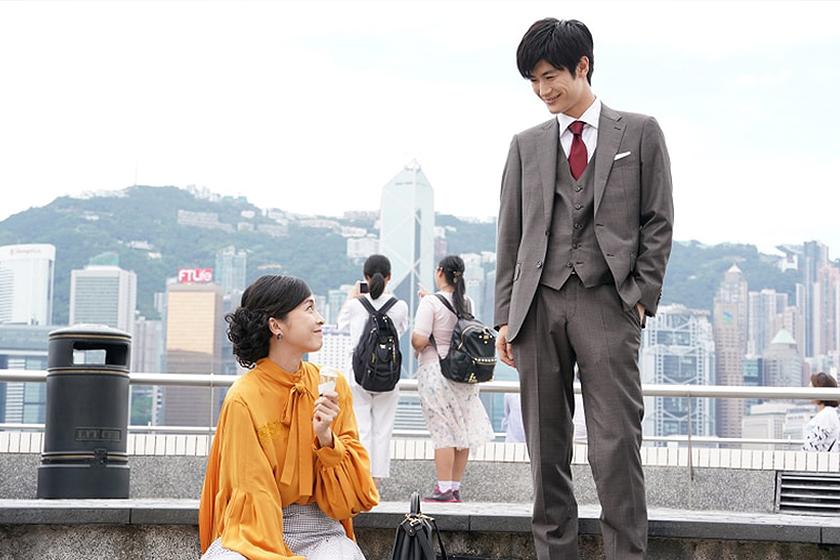Takeuchi Yuko pass away Haruma Miura Movie Photo