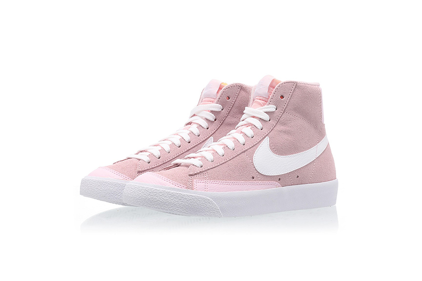Nike Blazer Mid Pink Color