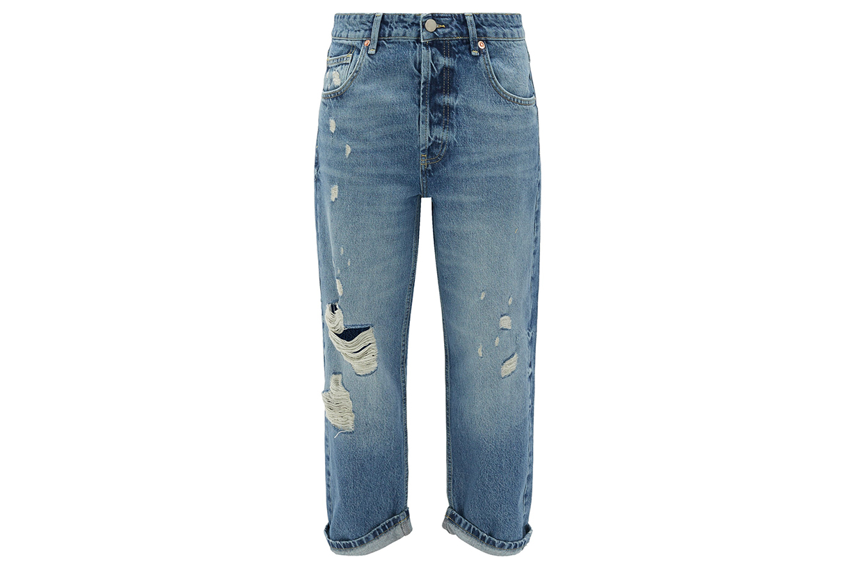 2020 Fall Winter Skinny Jeans Baggy Jeans Ripped Jeans Statement Jeans Knee Length jeans Denim Style Fashion trends 2020 Fashion items