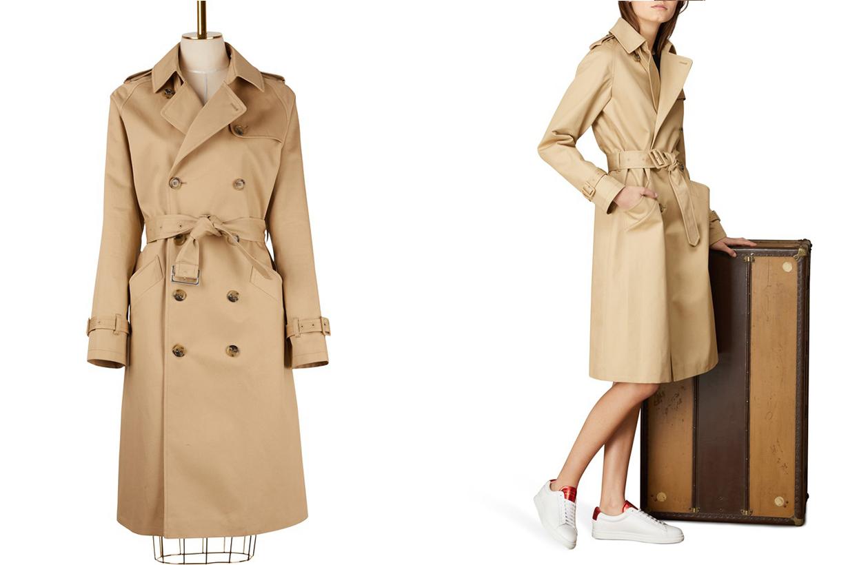 2020 Fall Fashion Trends Must Have Fashion Items Blazer Jacket PROENZA SCHOULER A.P.C. trench coat GANNI Dress BALENCIAGA white shirt LOEWE trousers