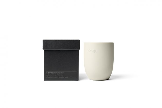 aesop scented candles first when 2020 release price