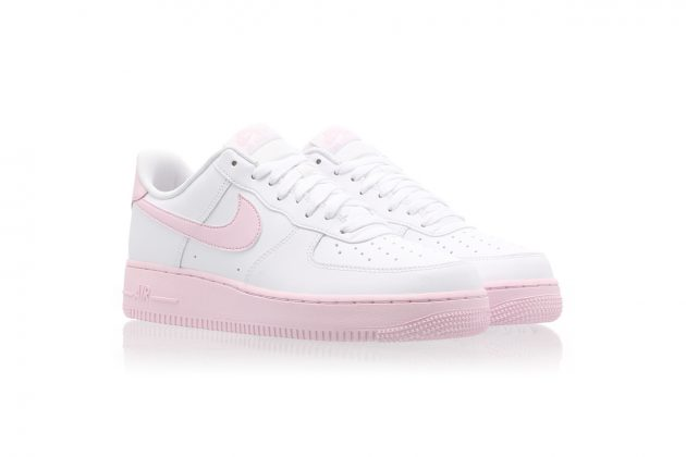 nike air force 1 pink new 2020 sneakers