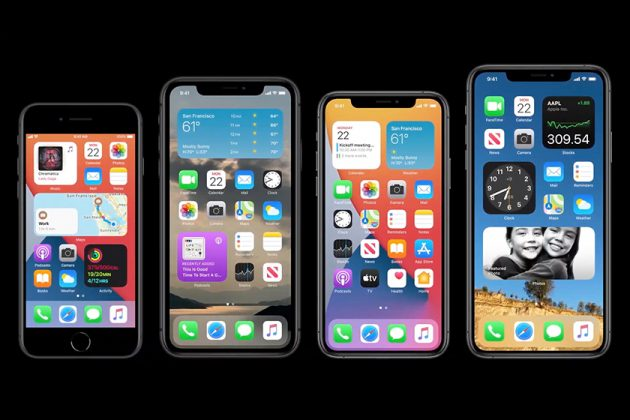 apple events 2020 ios 14 release