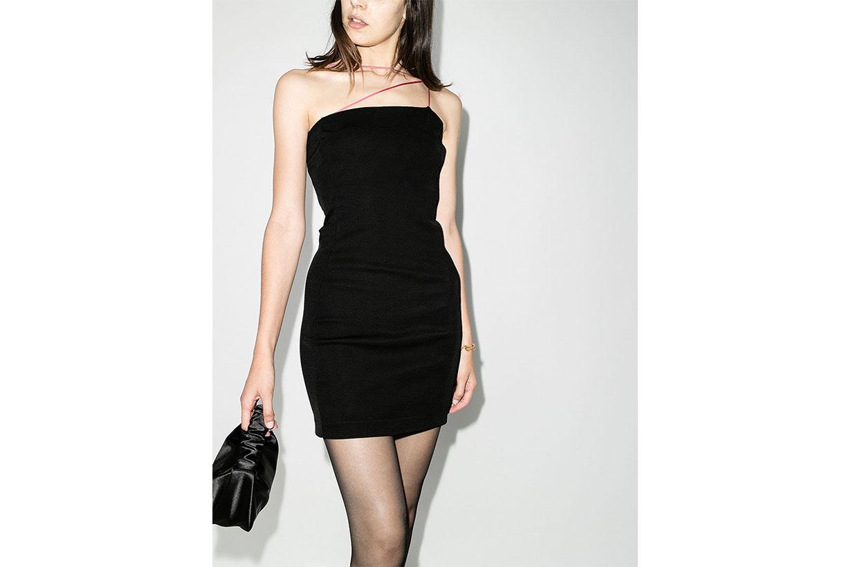 Austin Fitted Mini Dress