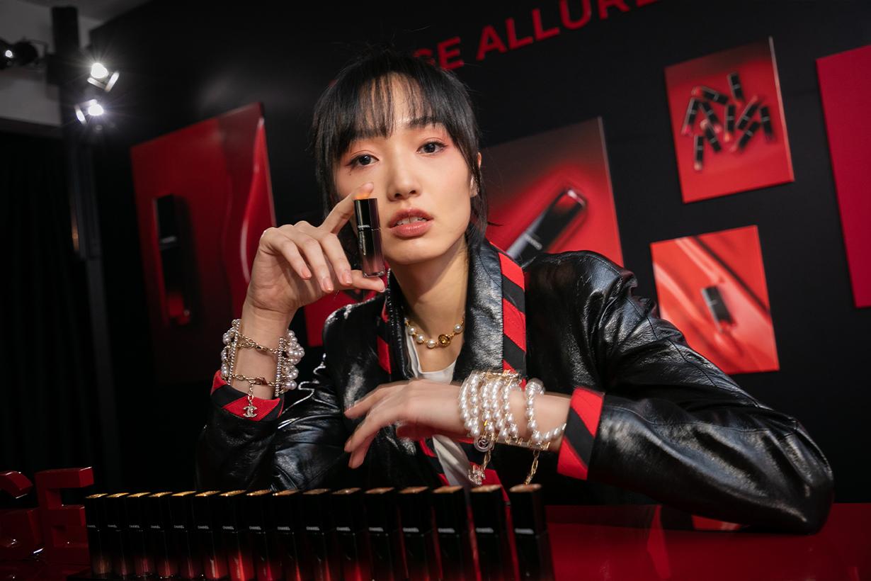 Chanel Rough Allure Laque Cecilia Choi