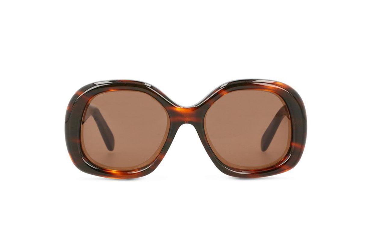 CELINE Round S163 Sunglasses