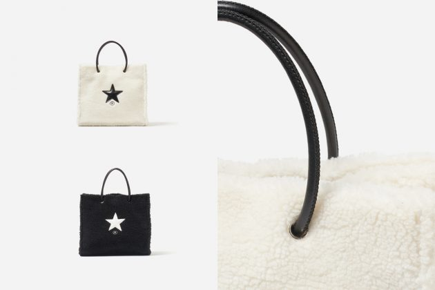 converse tokyo furry handbags 2020 fw