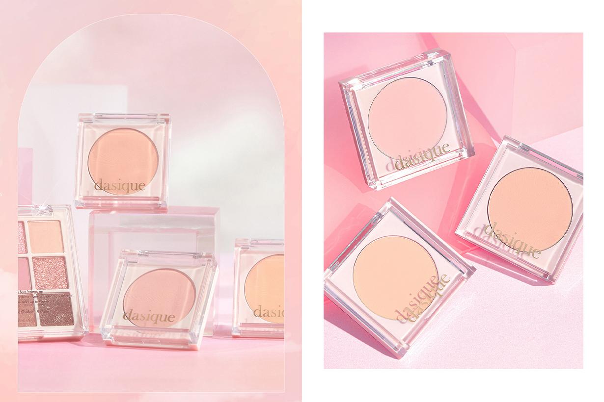 Dasique Pastel Dream Collection Pastel Blusher Love Peach Coral Haze Pink Cloud Nars sex appeal  Shu uemura 512 korean cosmetics makeup