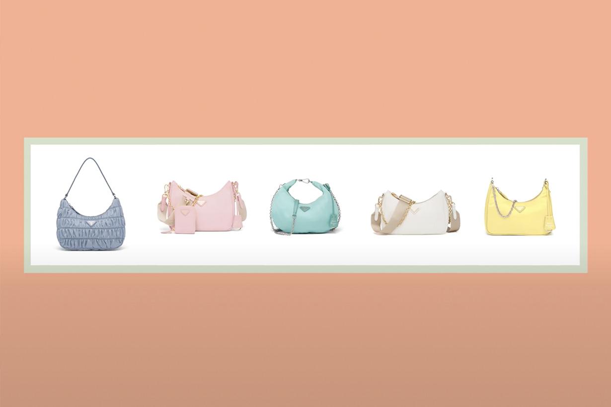 POPBEE unboxing prada 2020 best-selling handbags top5