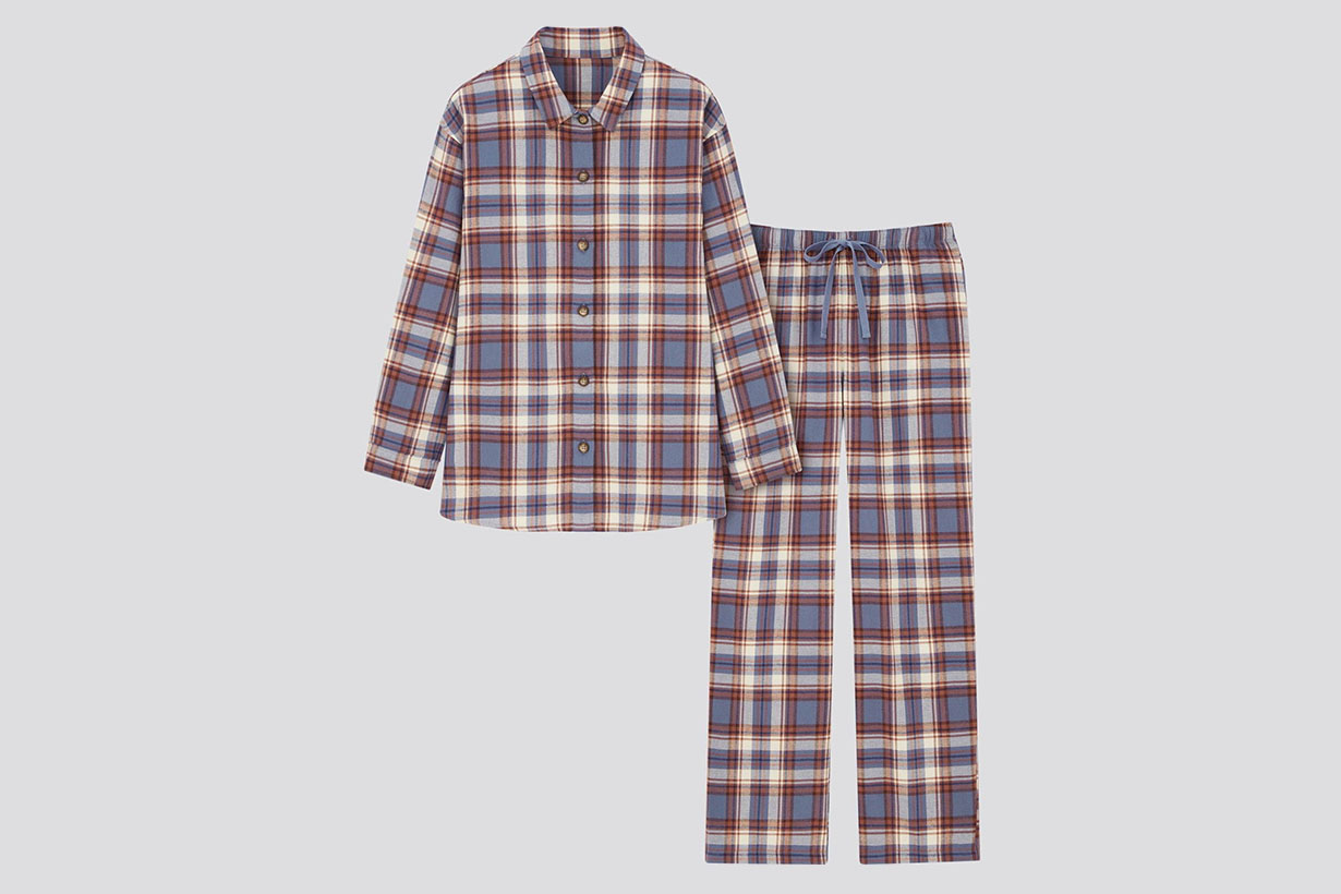 Uniqlo women pajamas 2020fw lifestyle
