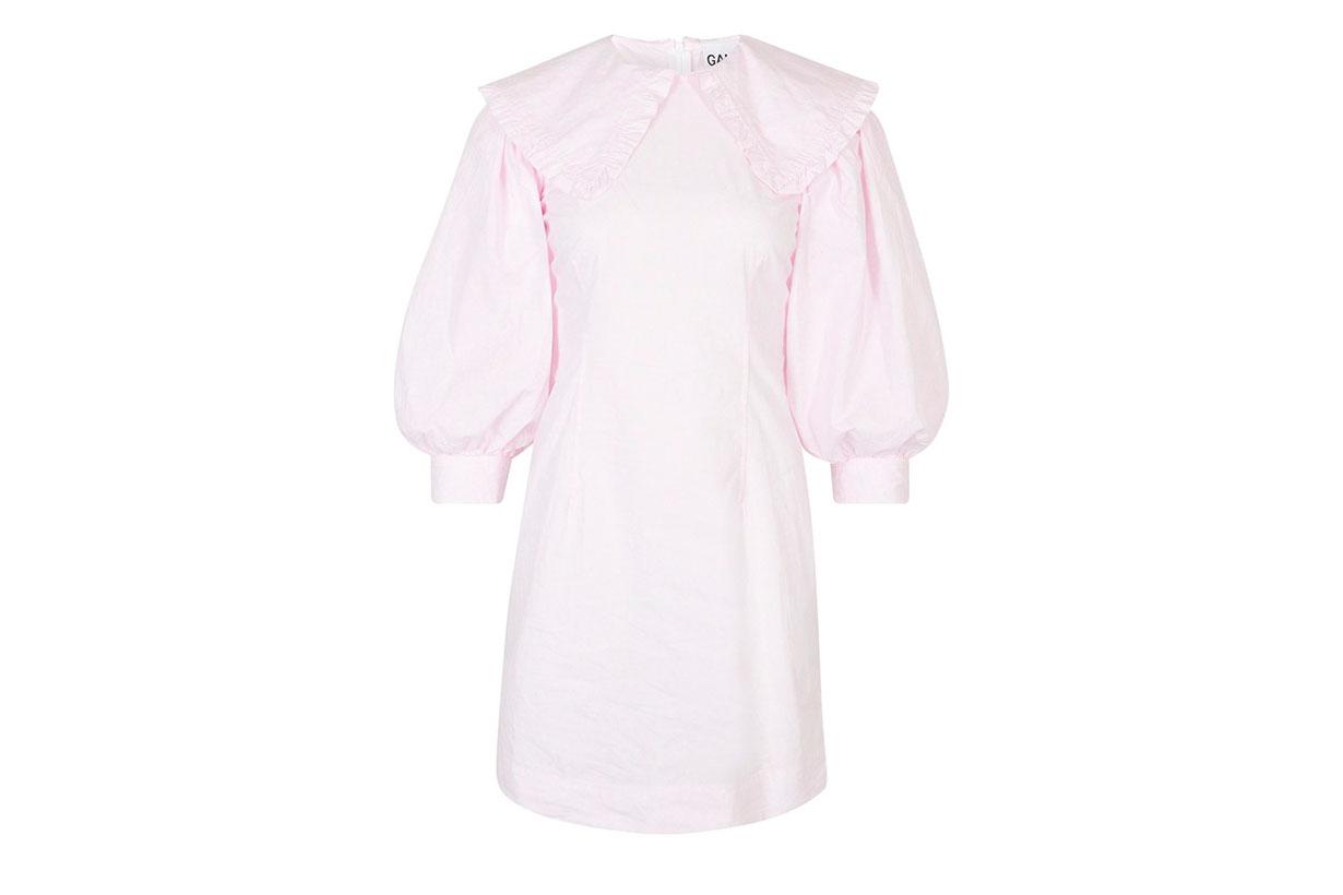 GANNI Organic cotton dress