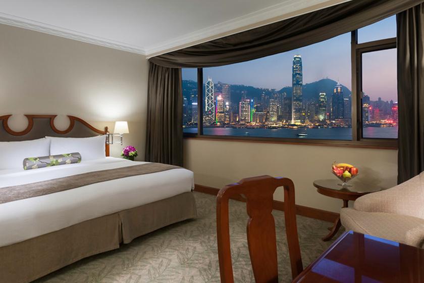 hong kong stacation Marco Polo Hong Kong Hotel Movie Fantasy Klook