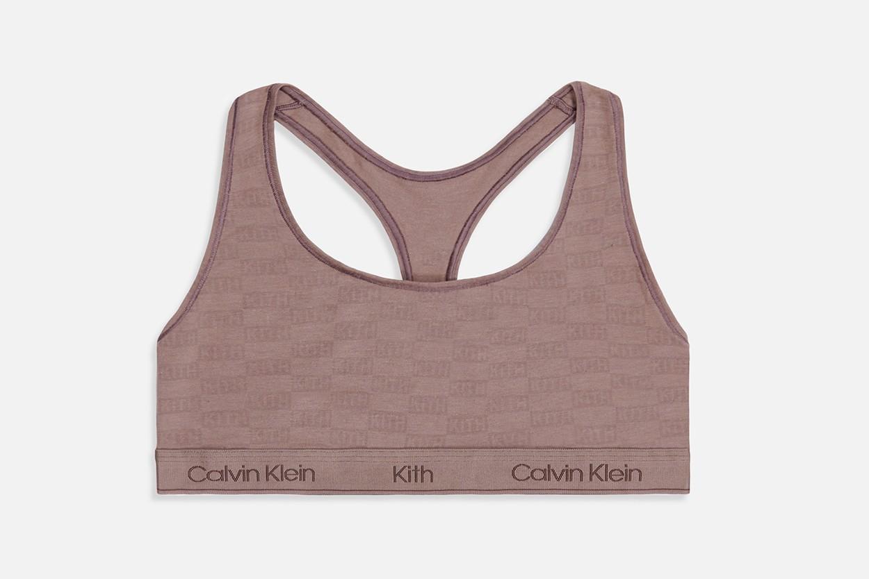 kith Calvin klein collaboration 2020 collection underwear bras release date