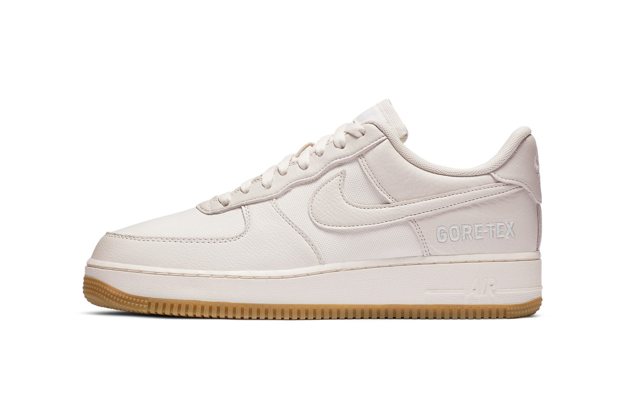nike air force 1 gore tex sneakers release info
