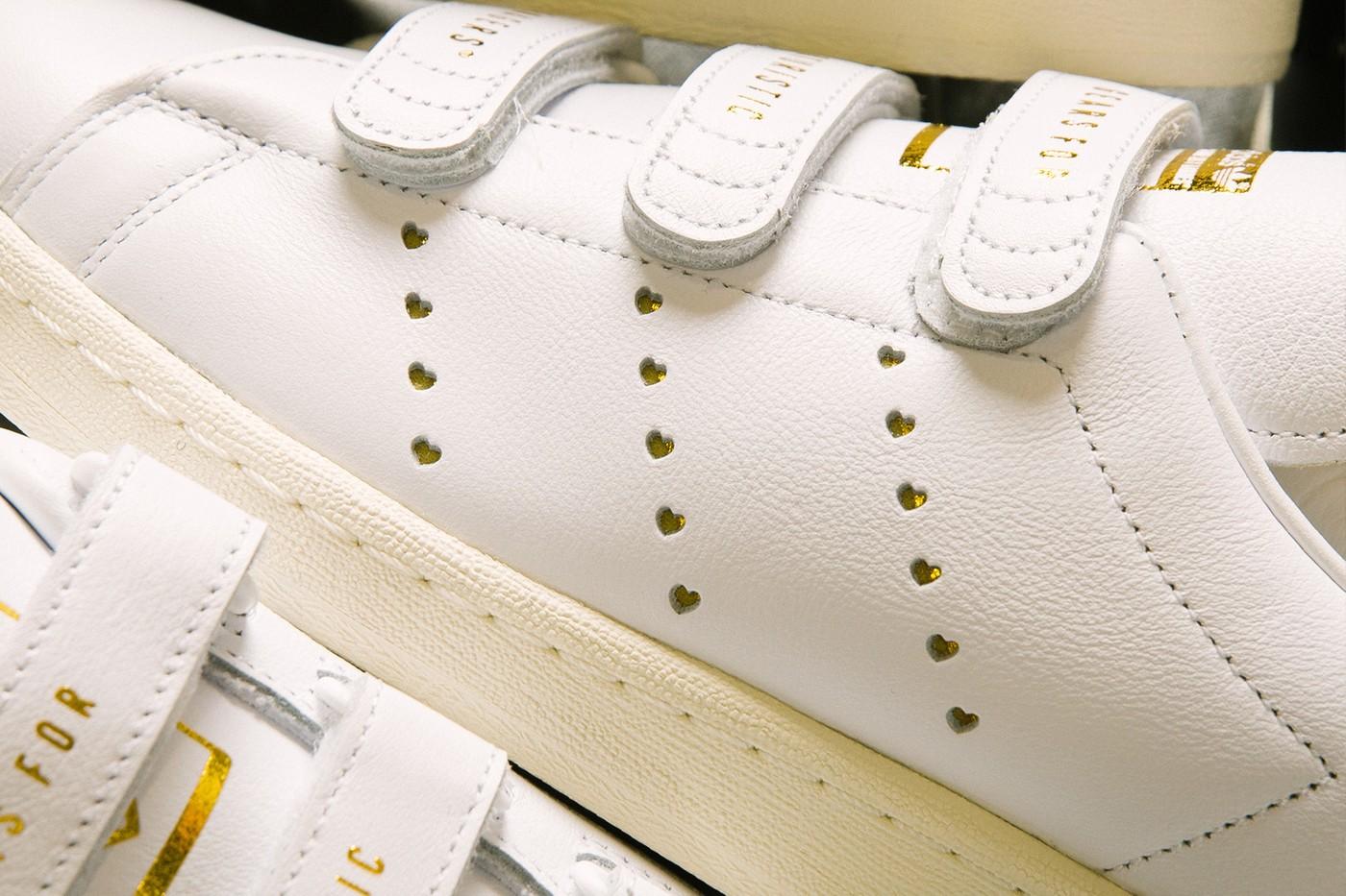 adidas Originals x HUMAN MADE Master Sneakers
