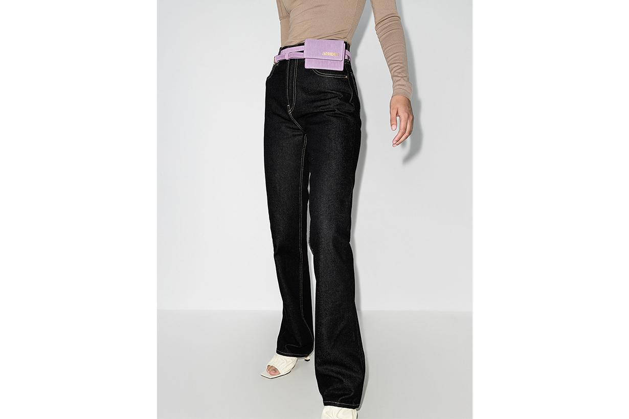 Jacquemus Le De Nîmes Straight Leg Jeans