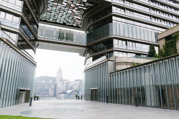 K11 Musea hong kong kaws yayoi art centre where