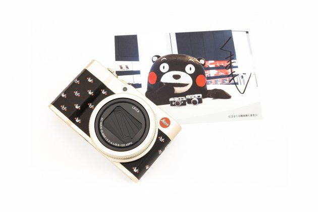 leica kumamon c-lux collabration limited edition 2020
