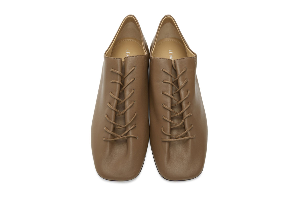 Lemaire Brown Flat Derbys