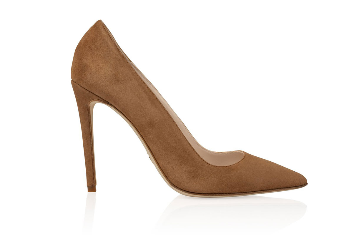 M'O Exclusive Eartha The New Nude Pumps