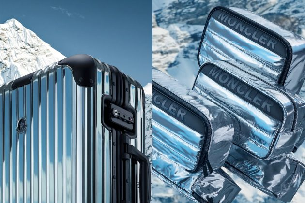 rimowa moncler reflection new collabration 2020 when how much details