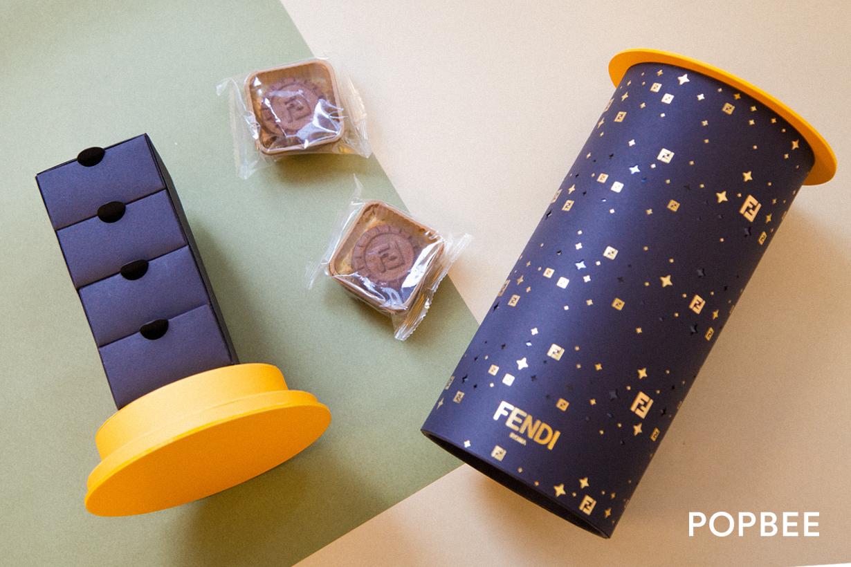 2020 Luxury Brand Mooncakes
