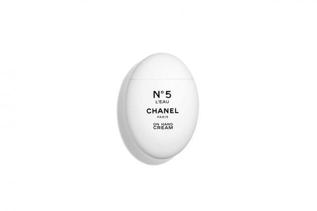 chanel N°5 L'EAU hand cream 2020 limited when where buy