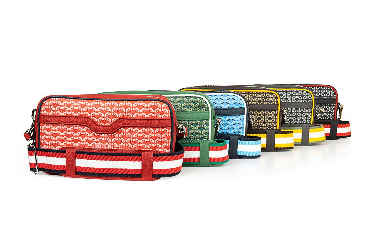 Clyde Crossbody Bag Collection