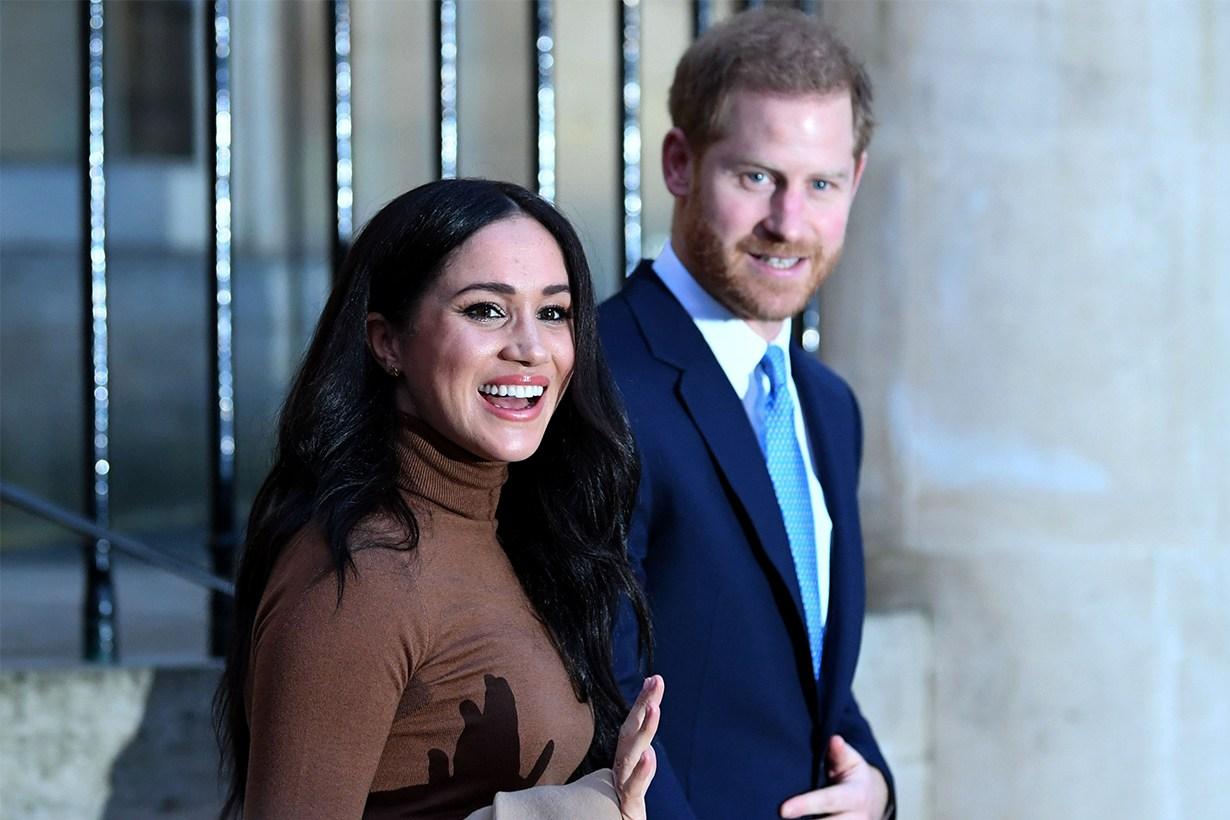 Prince Harry and Meghan Sign Megawatt Netflix Deal