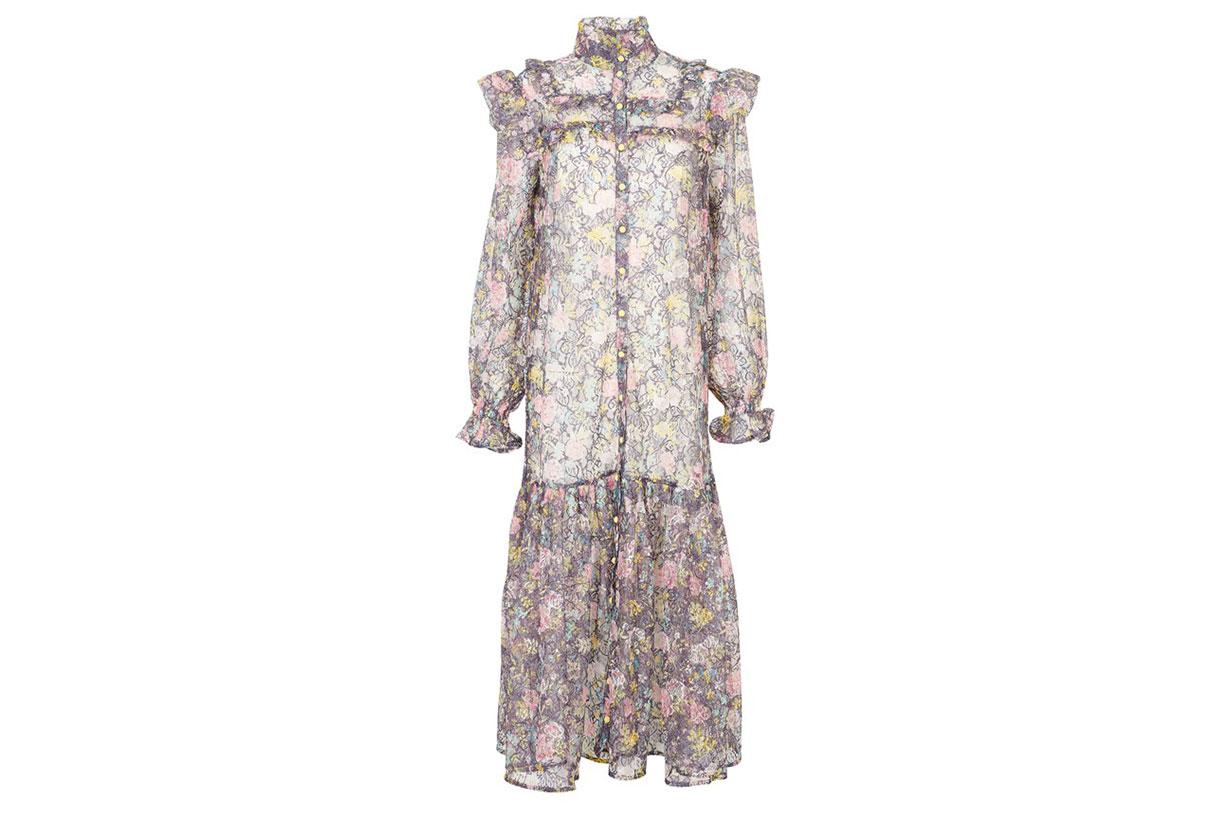ROTATE BIRGERCHRISTENSEN Agnes dress