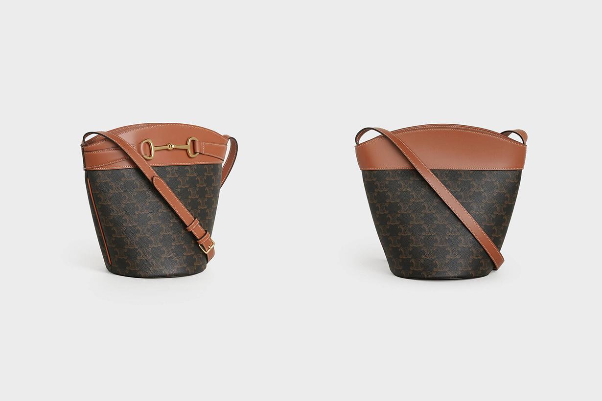 celine triomphe bucket crecy handbags 2020