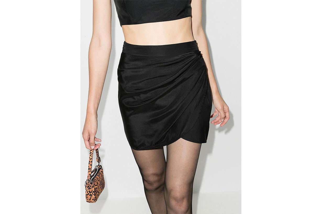 Sendai Silk Mini Skirt
