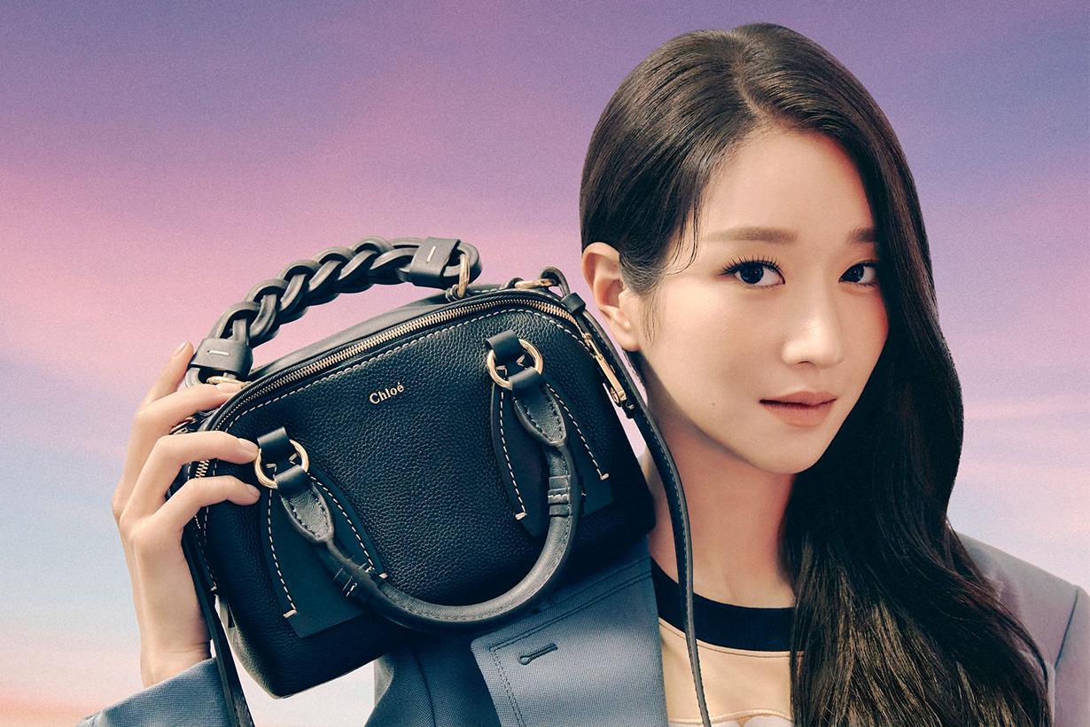 Seo Yea Ji Chloe Mini Daria Handbags It's Okay to not be Okay 2020 Fall Winter korean drama fashion campaign korean idols celebrities actresses